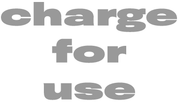 charge_for_use